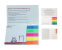 Combination Post it note pads
