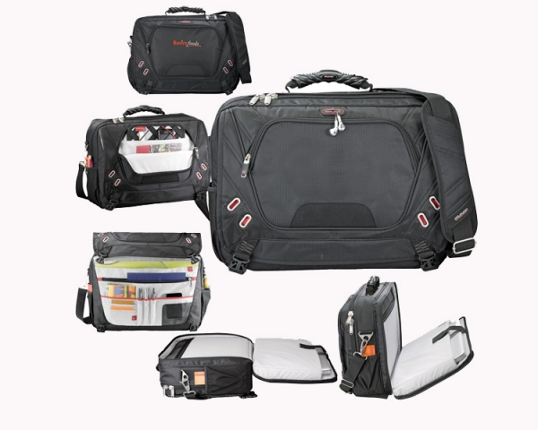 Personalised computer travel bags