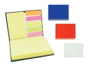 Hard cover post it notes