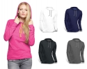 Hooded top tee shirts