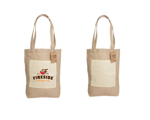 JJT001 The Revitalise Jute Carry Bag