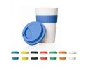 Large Cup 2 go Eco Cup with screw on lid