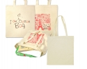 CJB001 Natural coloured cotton bags