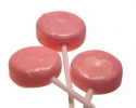 Pink Lollipops with your logo