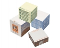 Cube post it notes