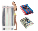 PTS005 Fringed Beach Towels