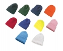Printed beanie branded with your logo