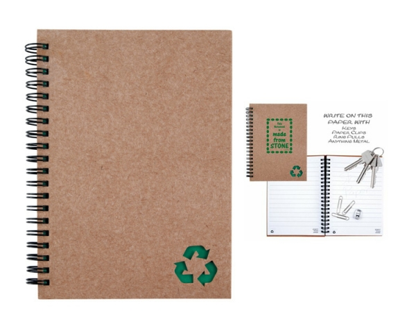 Stone Note pads