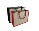 JJT009The Bomber Jute Bag